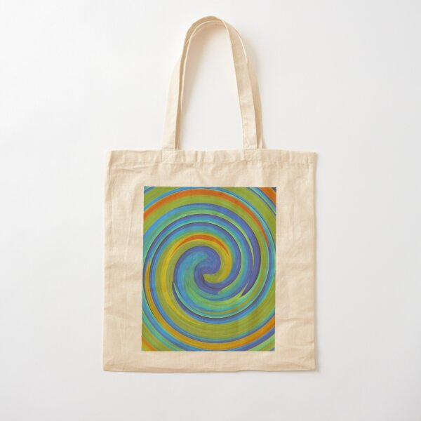 Tote bag - Dance of OBP Colours Cotton Tote Bag
