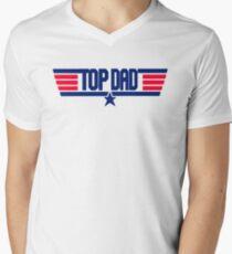 Top Dad  Men's V-Neck T-Shirt