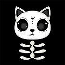 kitty skull by ratticsassin