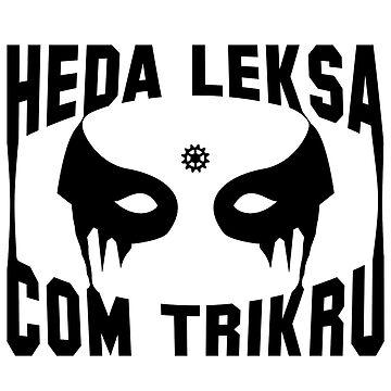 Heda Leksa  by believeluna
