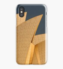 Golden Shapes iPhone Case/Skin