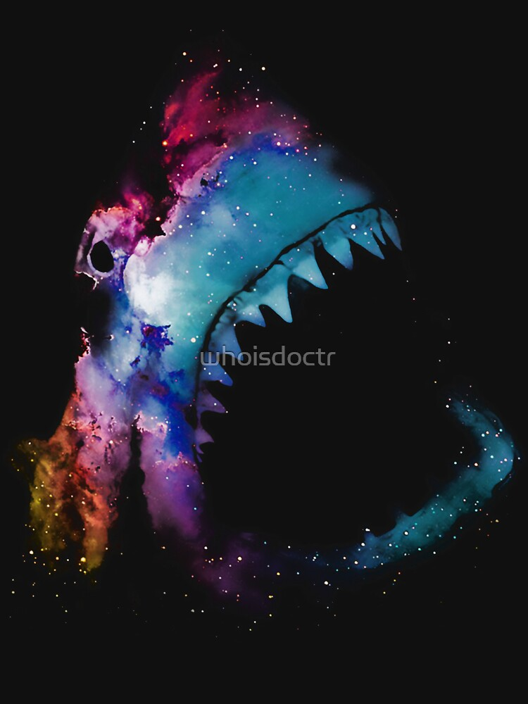 Space Shark | Unisex T-Shirt