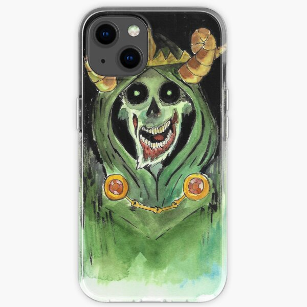 The Lich iPhone Soft Case