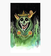 The Lich Photographic Print
