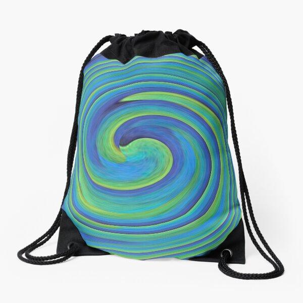 Drawstring bag - Swirling OBP Wings Drawstring Bag