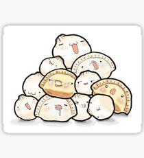 Dumpling Party Sticker