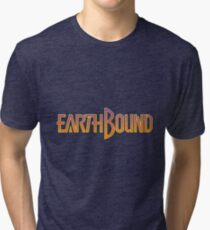 Earthbound: Title Tri-blend T-Shirt