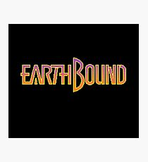 Earthbound: Title Photographic Print