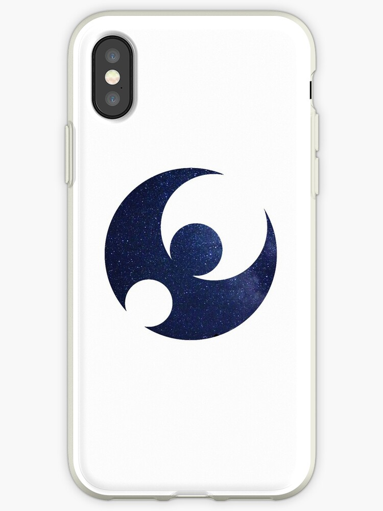 Pokemon Moon Night Sky Symbol Iphone Cases Covers By