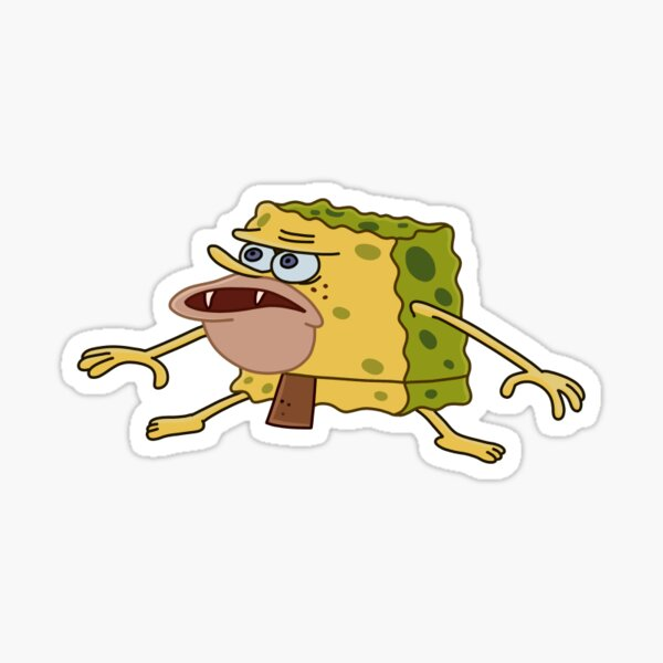 spongegar Sticker