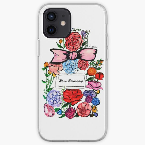 Miss Blomming iPhone Soft Case