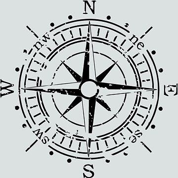 Follow Your Compass by randomraccoons