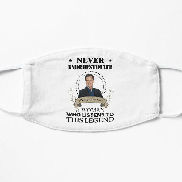 Lustige Donny Osmond Frau Hören Sie dieses legendäre T-Shirt Geschenk für Flache Maske