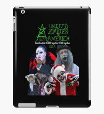 UZA Zombies iPad Case/Skin
