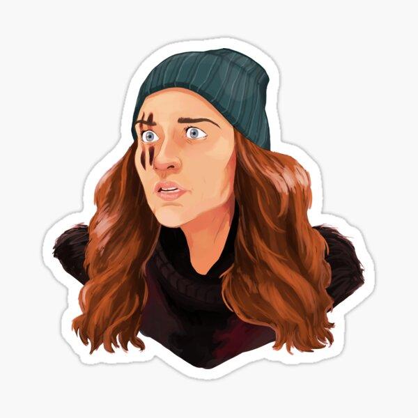 wynonna Sticker