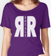 Royale Bar from Killjoys tv show, white design Women's Relaxed Fit T-Shirt