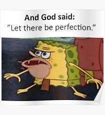 then god said  Poster