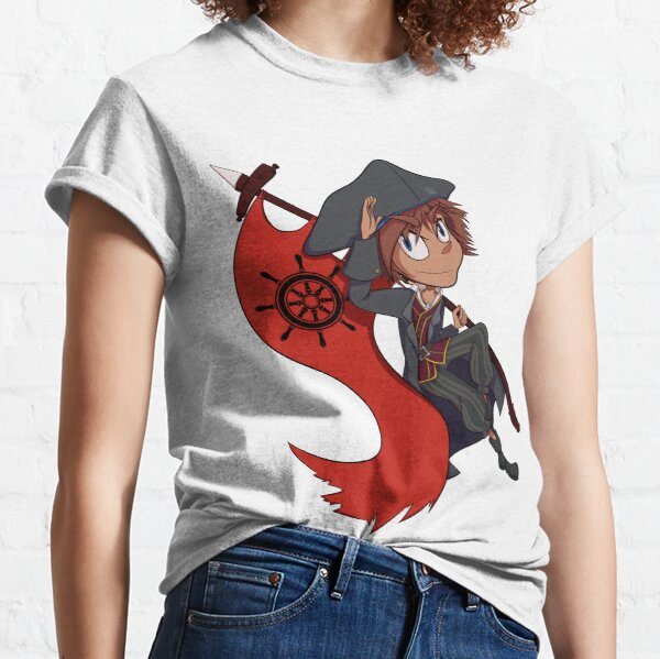 The Pirate Captain Classic T-Shirt