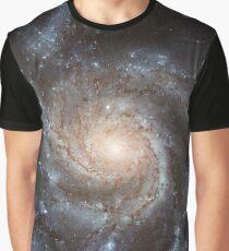 Pinwheel Galaxy M101 Graphic T-Shirt