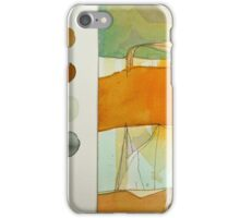 paperbag abstract iPhone Case/Skin