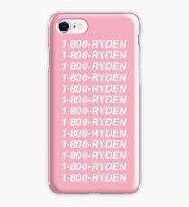 RYDEN iPhone Case/Skin
