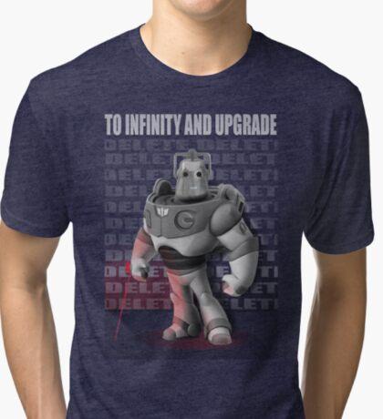 Cyber Story 2 Tri-blend T-Shirt