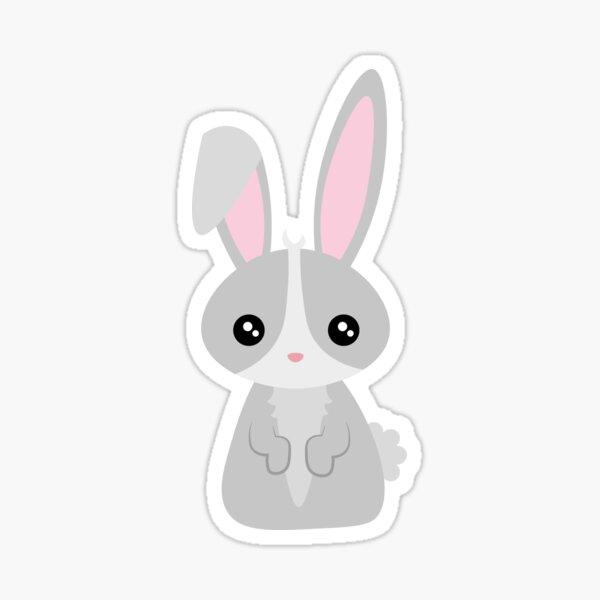 Petit lapin Sticker