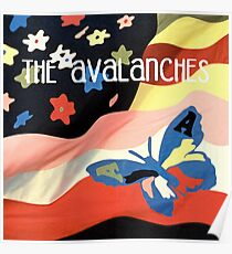 The Avalanches Poster