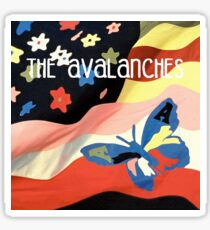 The Avalanches Sticker