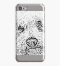 Shaggy Becky the Bichon iPhone Case/Skin