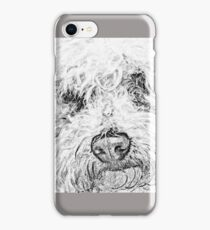 Shaggy Becky the Bichon iPhone Case/Skin