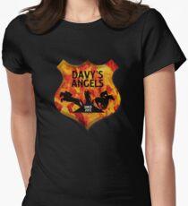 Davy's Angels Badge T-Shirt