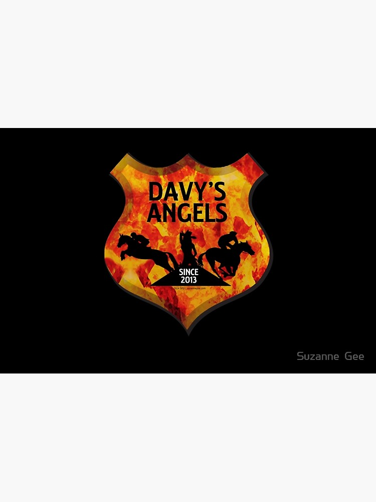 Davy's Angels Badge by SegWeb