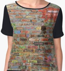 Brickworks Chiffon Top