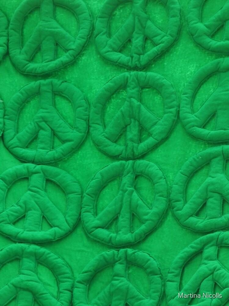 Green peace by martina