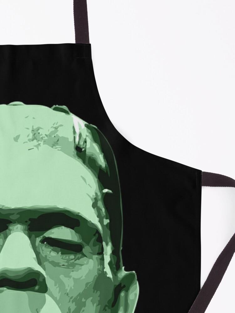 Alternate view of OG Frankenstein Apron