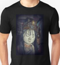 Traditional Wooden Chinese Doll T-Shirt
