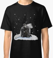 Sheep snow Classic T-Shirt