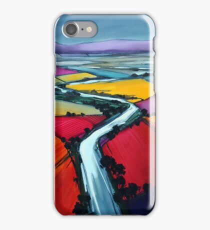 Upstream iPhone Case/Skin