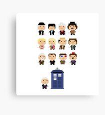 Tiny Doctors Canvas Print
