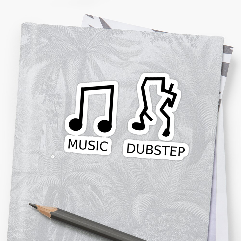 Music Vs. Dubstep by parkstang