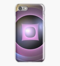 Cosmic Lens iPhone Case/Skin
