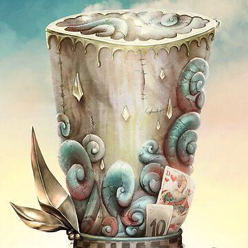 Hat for Dreaming, Wonderland by OmriKoresh