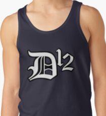 D12 logo  Tank Top