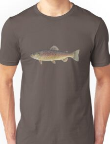 Brown Trout (Salmo trutta) Unisex T-Shirt