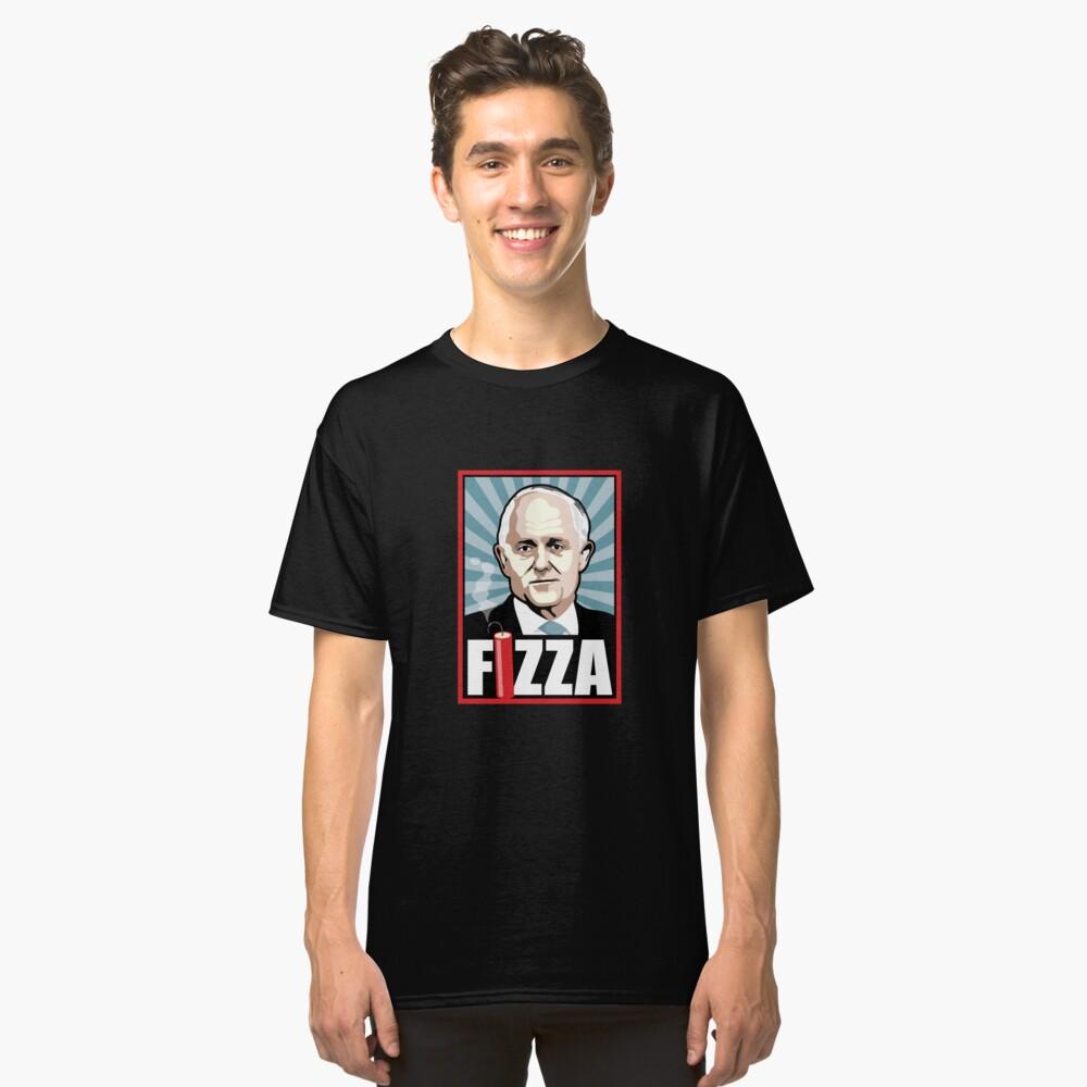 FIZZA Classic T-Shirt Front