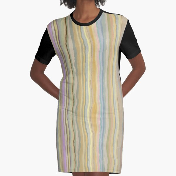 Tecopa Hot Springs 1 Section 1 Graphic T-Shirt Dress