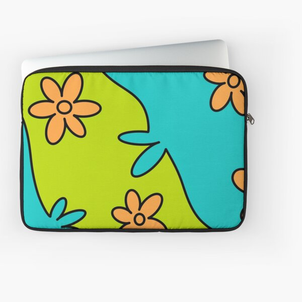 Mysterious flowers ⭐️ Laptop Sleeve