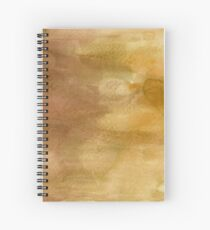 Seasonal Watercolor No.1 Spiral Notebook