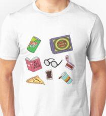 Daria Pattern T-Shirt